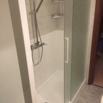 Trasformazione vasca doccia Ancona