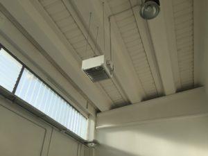 Impianto climatizzazione Recanati