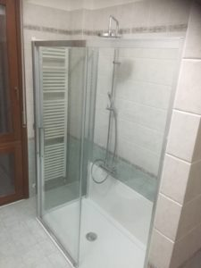 da vasca a doccia pescara