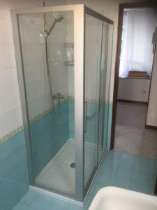 Sostituzione box doccia Osimo