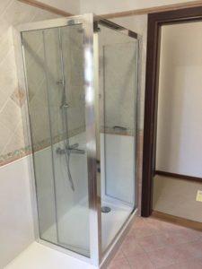Sostituzione vasca da bagno in doccia